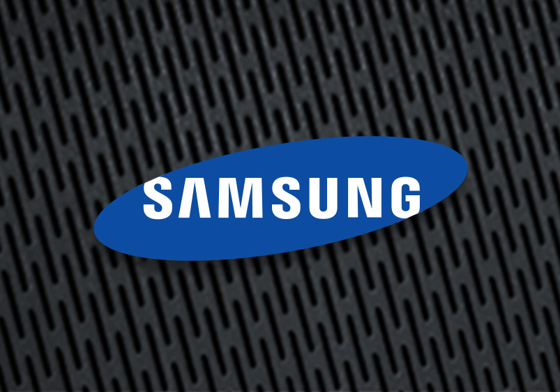 Samsung Website Design