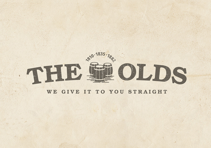 """The Olds"" Whiskey"