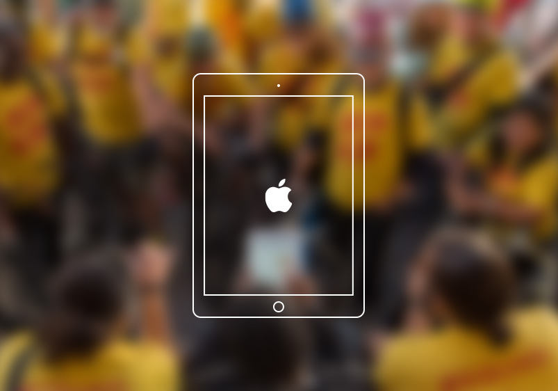 🔒Confidential: Apple iPad